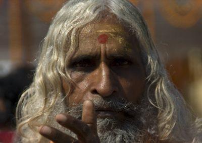 10holy man india